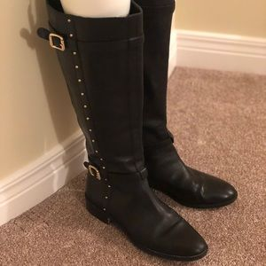 GREAT CONDITION! Vince Camuto Real Leather Boots